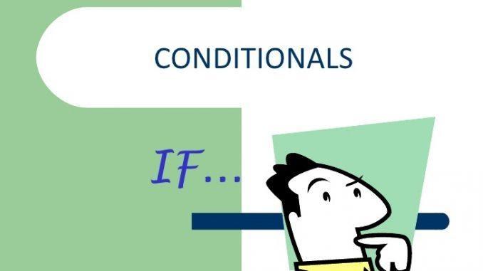 bài tập câu điều kiện loại 1